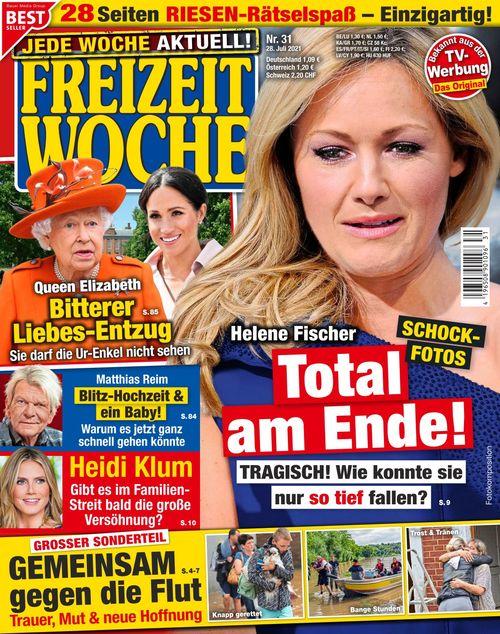 Freizeitwoche Ausgabe 31/2021