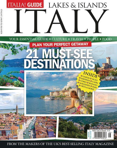 Italia! Guide Lakes and Islands