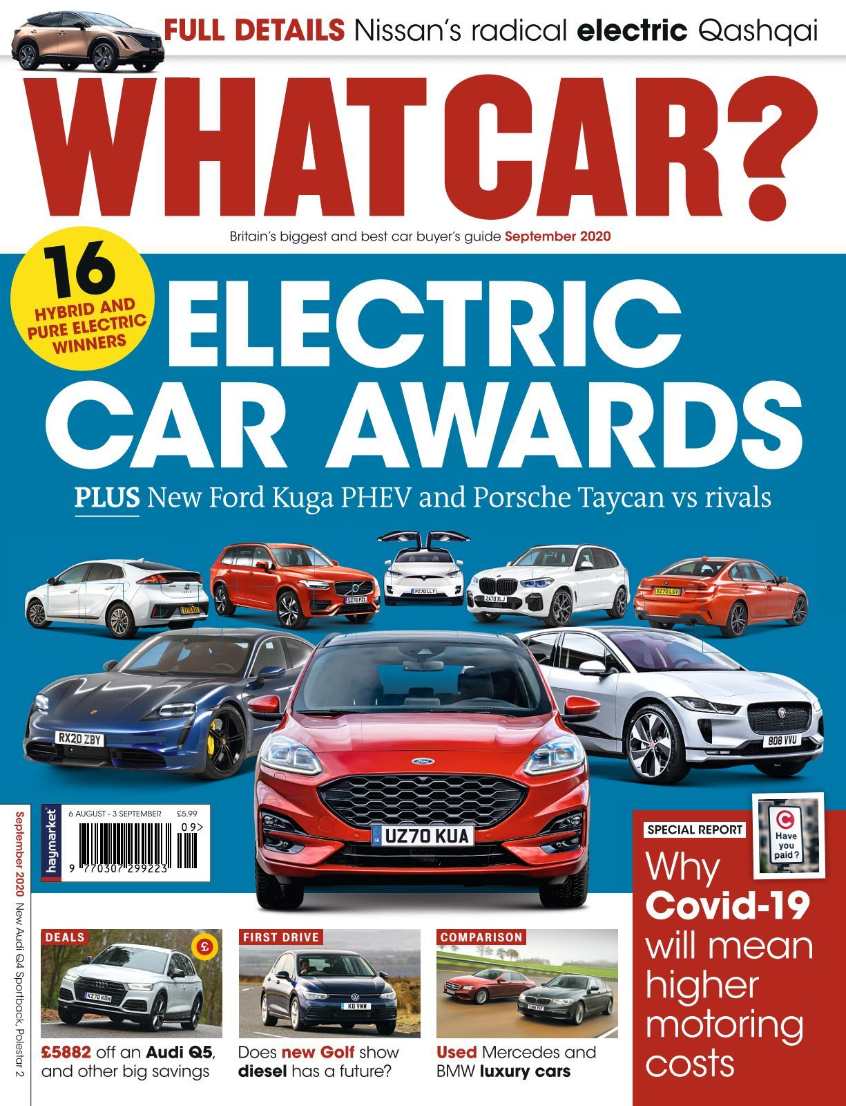 What Car   issue 8/8