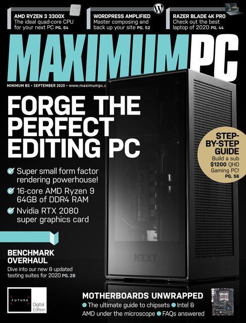 Maximum PC Magazine 2020-08-18
