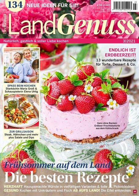 LandGenuss Ausgabe 03/2021
