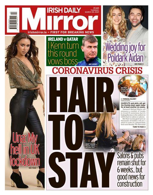 Irish Daily Mirror 2021-03-30