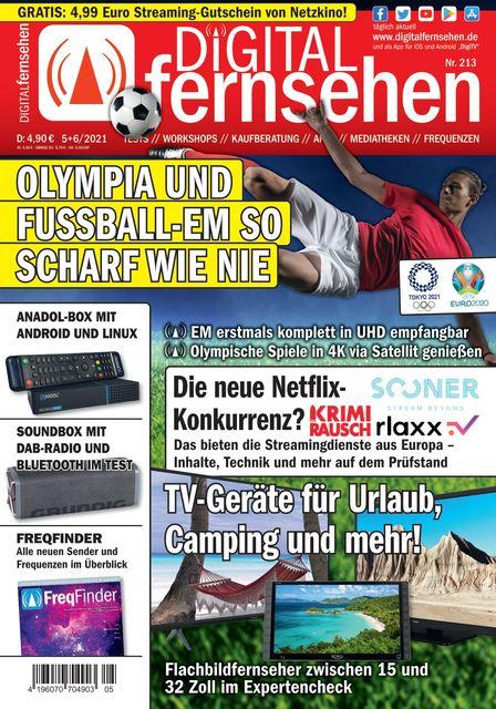 DIGITAL FERNSEHEN Ausgabe 05/2021