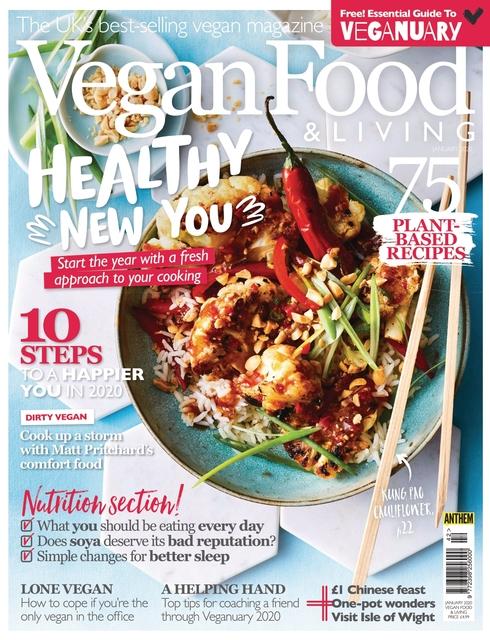 Vegan Food & Living issue 44, 01/2020