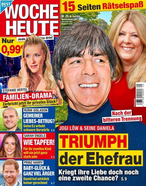 Woche Heute Ausgabe 25/2021