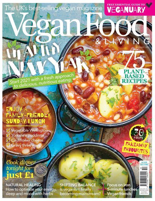 Vegan Food & Living issue 56, 01/2021