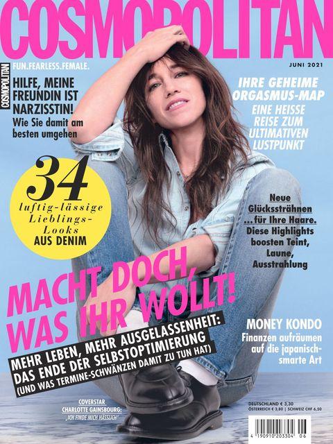 Cosmopolitan Ausgabe 6/2021