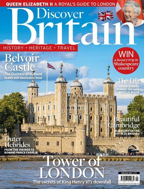 Discover Britain April/May 2021