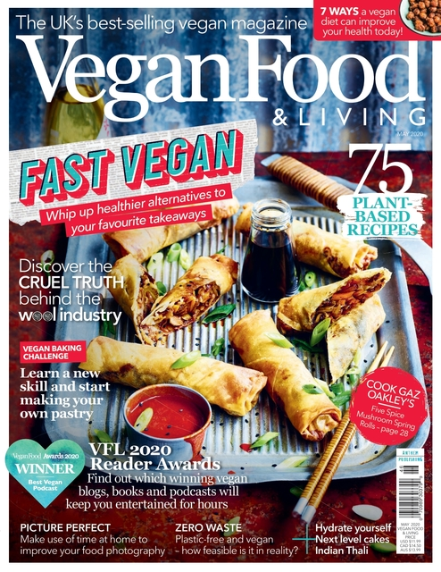 Vegan Food & Living issue 48, 05/2020