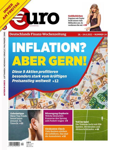 Euro am Sonntag 2021-06-18