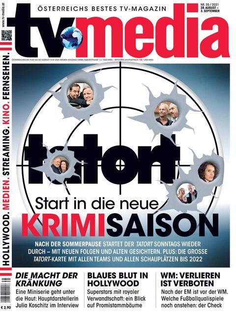 TV-Media Ausgabe 35/2021
