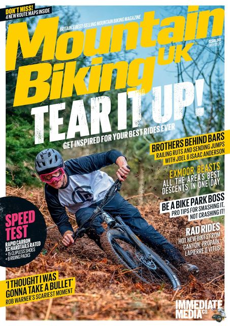 Mountain Biking UK issue 05/2020