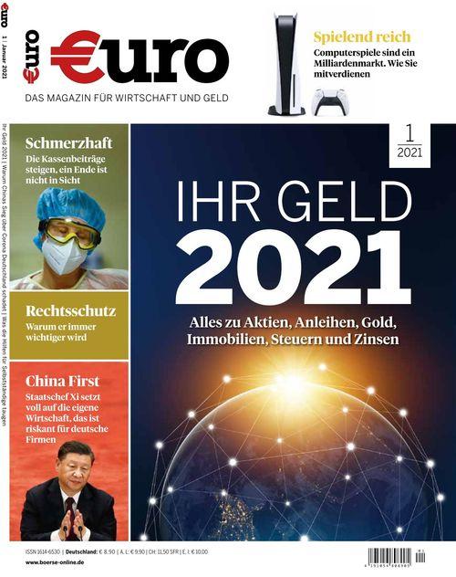 Euro Ausgabe 1/2021