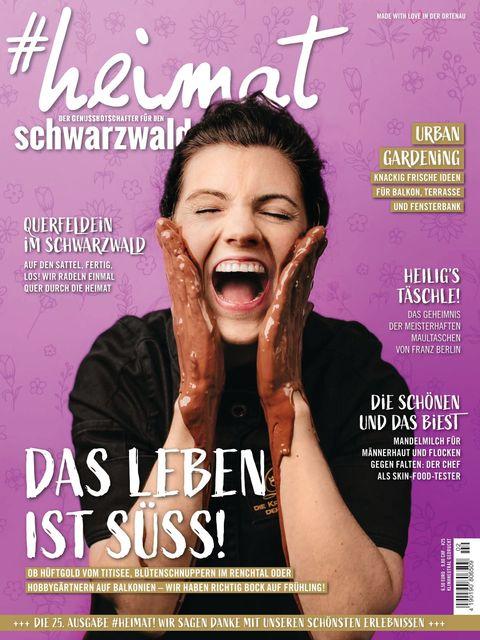 #heimat - der Genussbotschafter für den Schwarzwald Ausgabe 02/2021