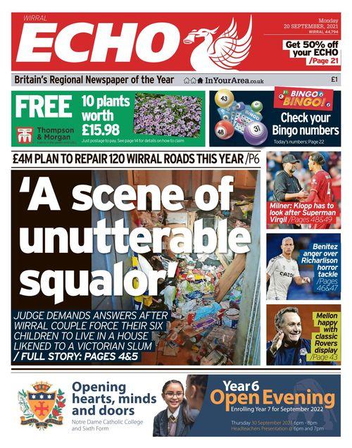 Liverpool Echo 2021-09-20