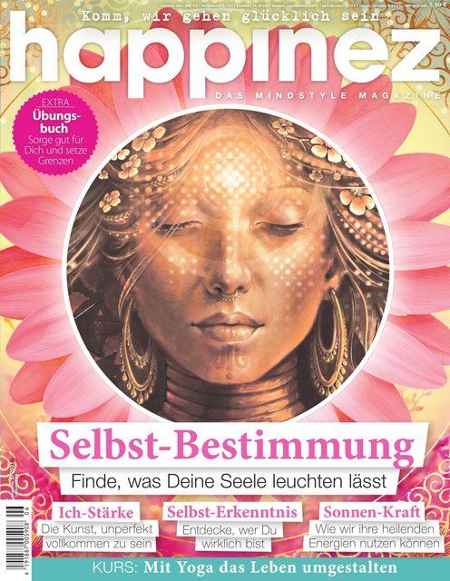 Happinez Ausgabe 6/2021