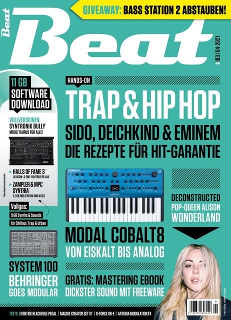 Beat Magazin (DE) Ausgabe 04/2021