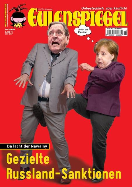 EULENSPIEGEL Ausgabe 10/2020
