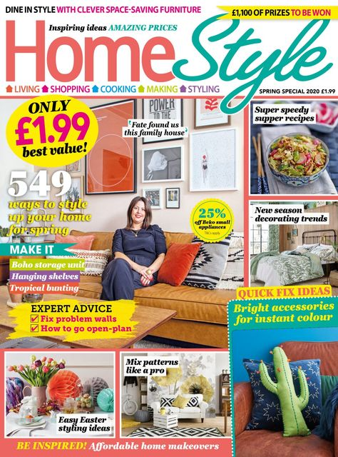 HomeStyle issue Spring Special 2020