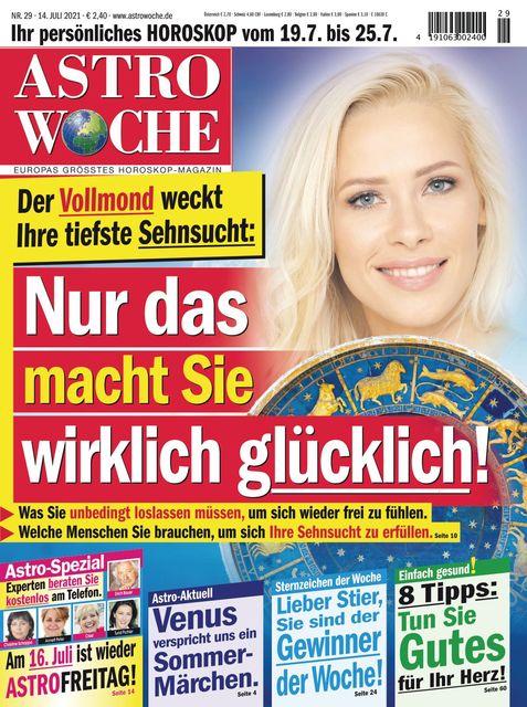 Astrowoche Ausgabe 29/2021