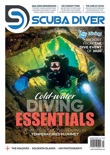Scuba Diver Magazine Issue 37