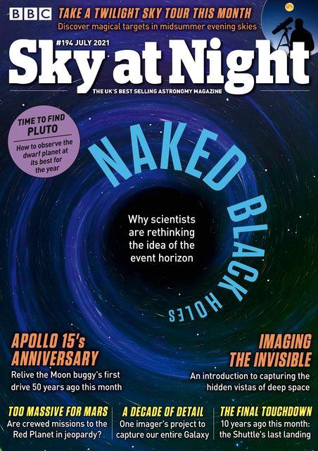 BBC Sky at Night issue 07/2021