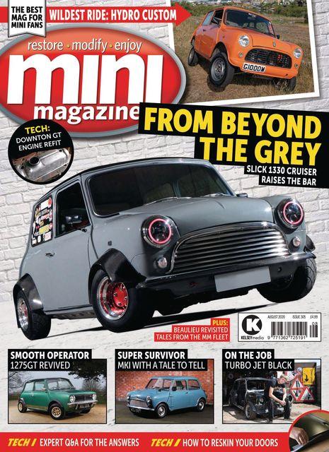 Mini Magazine issue 08/2020