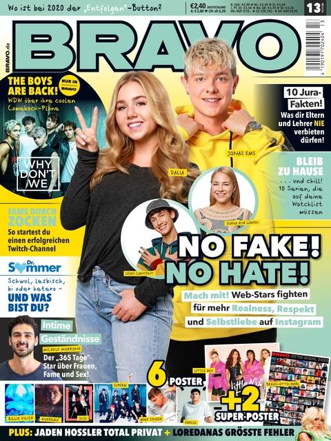 Bravo Ausgabe 13/2020