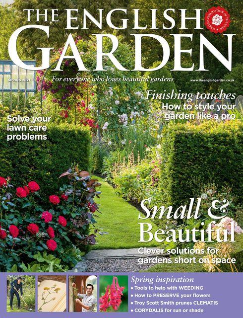 The English Garden issue Spring 2021