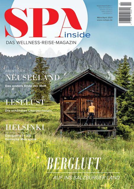SPA inside Ausgabe 02/2021