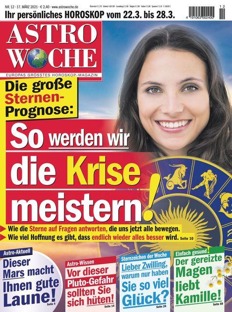Astrowoche Ausgabe 12/2021