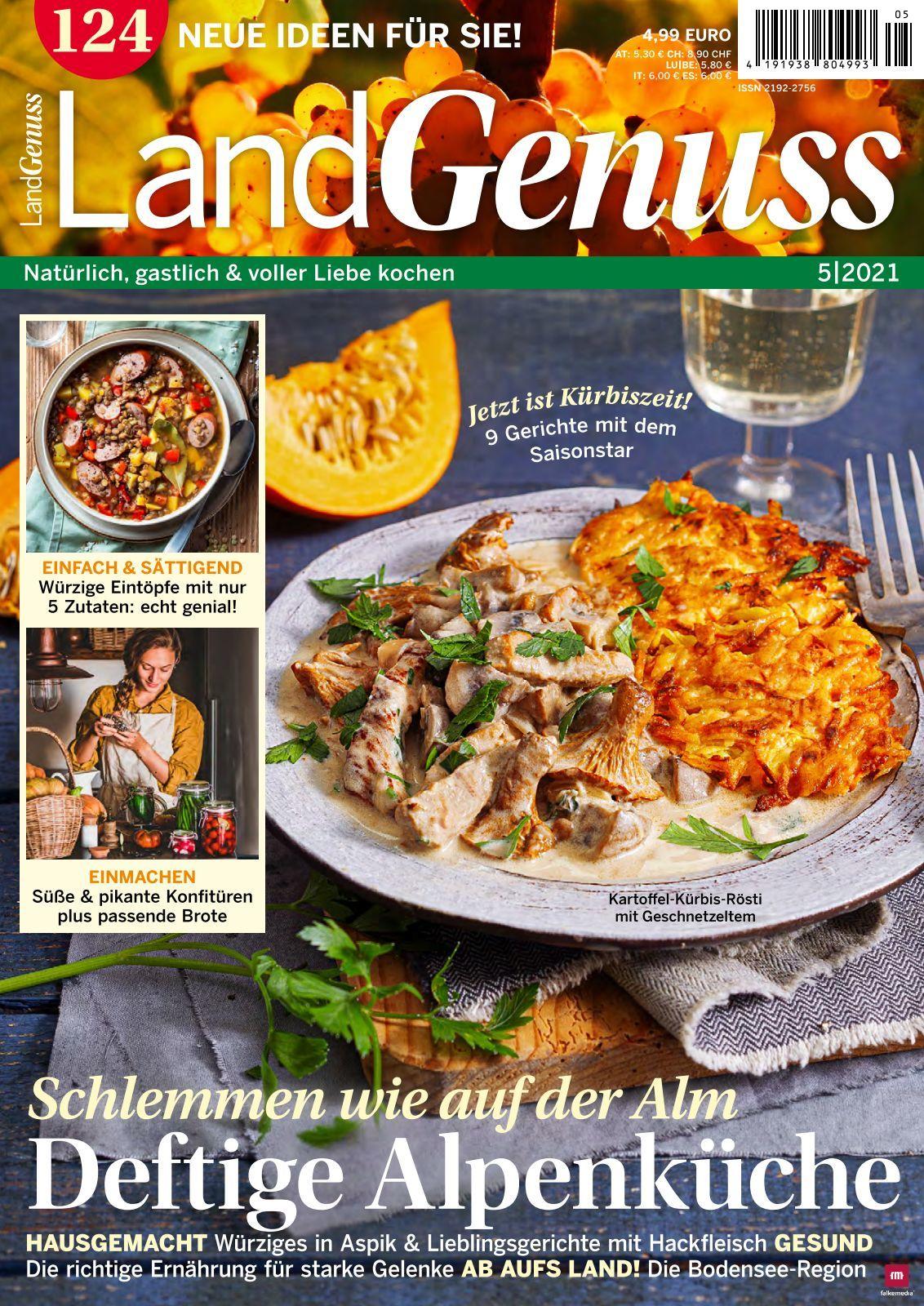 LandGenuss   Ausgabe 20/20