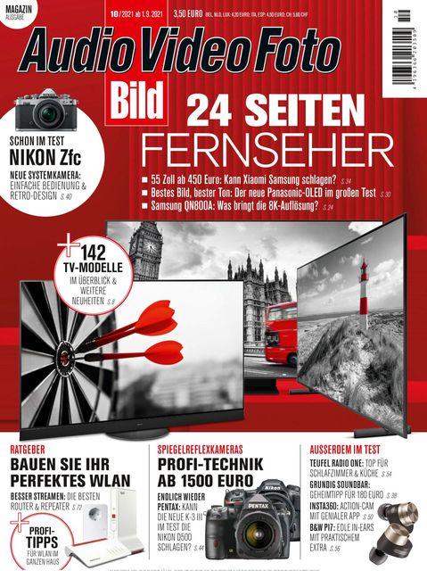 Audio Video Foto BILD 2021-09-01