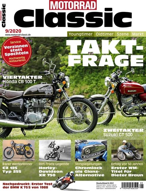 Motorrad Classic 2020-08-06