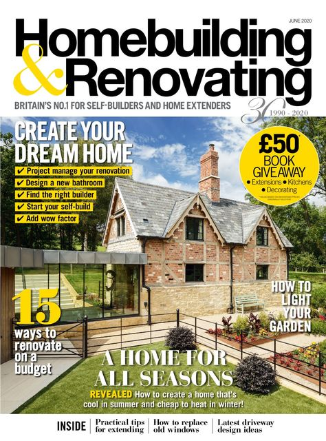Homebuilding and Renovating 2020-04-30