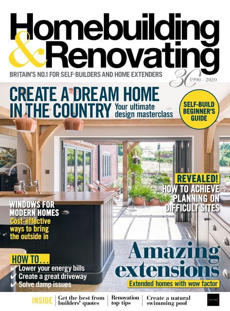 Homebuilding and Renovating 2020-07-23