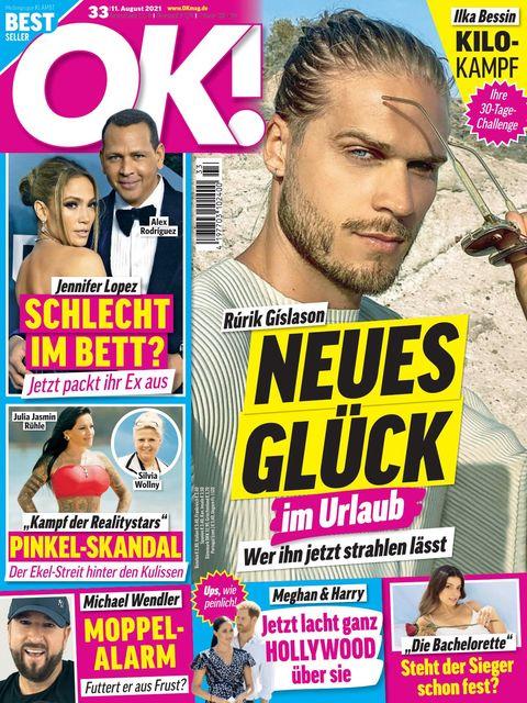 OK! Deutschland Ausgabe 33/2021