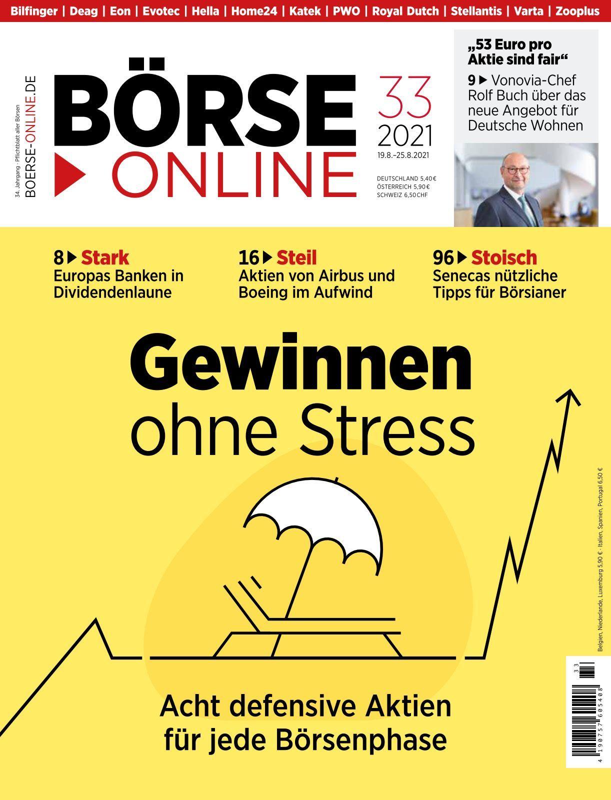 Börse Online   8 8 8