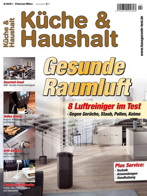 Küche & Haushalt Ausgabe 02/2021