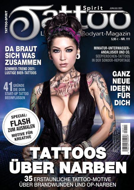 Tattoo Spirit Nr. 111