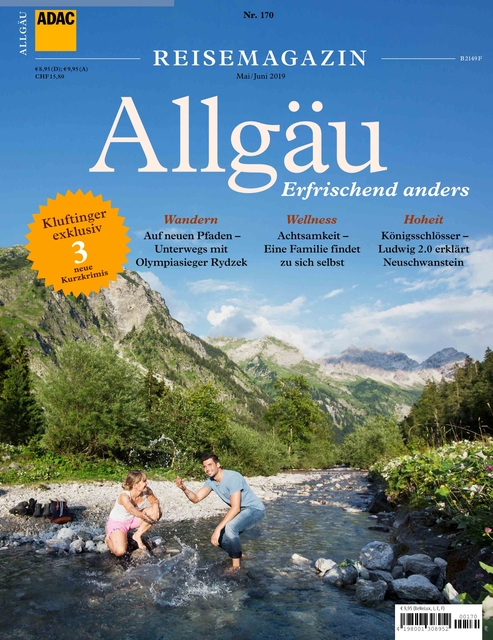 ADAC Reisemagazin 2019-04-18