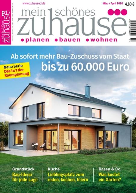 mein schönes zuhause°°° Ausgabe 03-04/2020
