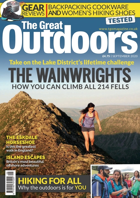 The Great Outdoors issue 09/2020