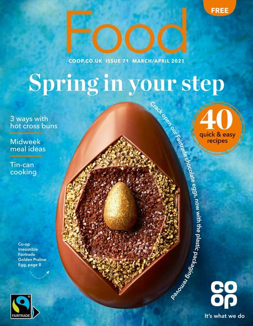 Co-op Food issue 03-04/2021