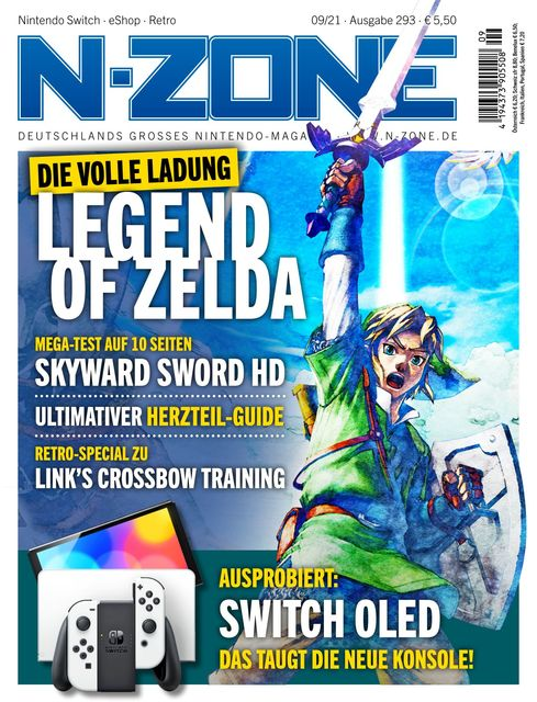 N-ZONE Ausgabe 09/2021