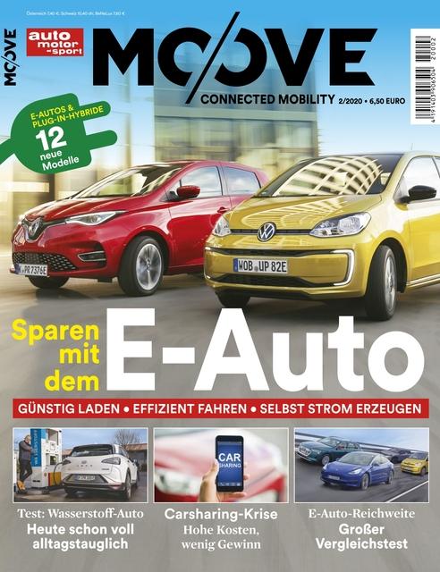 Auto Motor und Sport MOOVE Ausgabe 02/2020