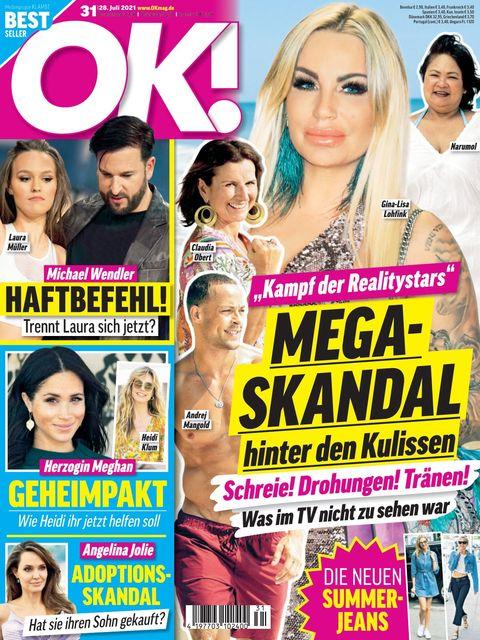 OK! Deutschland Ausgabe 31/2021