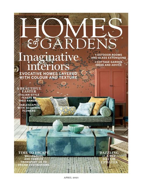 Homes & Gardens issue 04/2021