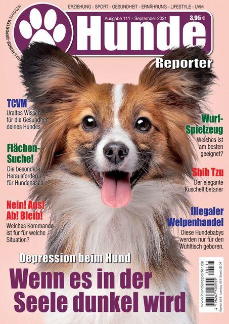 Hundereporter Ausgabe Nr. 111