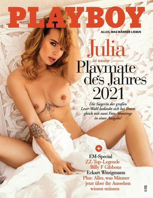 PLAYBOY Magazin Playmate des Jahres